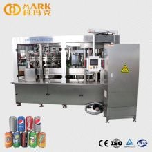 Carbonated Soft Drink Aluminum Cans Production Line